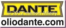 Logo Oliodante.com