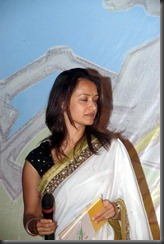 old malayalam actress amala hot pic_saree