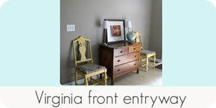 virginia front entryway
