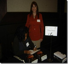 Southern Magic Luncheon 2012 Booksigning 2
