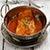 Łosoś w czerwonym sosie curry