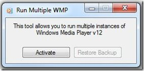 Aprire video in più finestre con Windows Media Player
