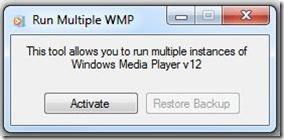 Aprire video in più finestre con Windows Media Player