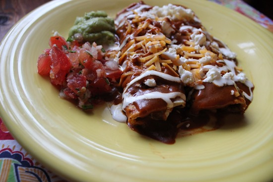 Homemade Red Enchilada Sauce Recipe