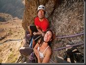 Escalada en ayacata, escalada en canarias