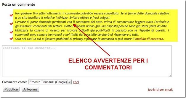 elenco-avvertenze-per-commentatori