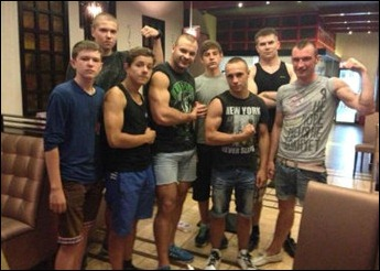 Russia safari grupo