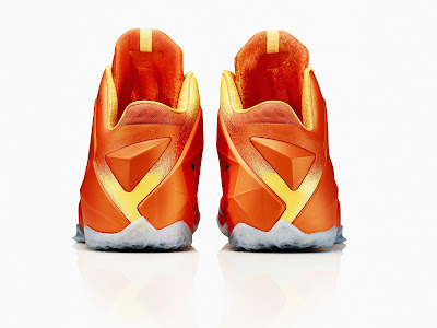 nike lebron 11 gr atomic orange 5 08 forging iron Official Unveiling of LEBRON 11 Forging Iron That Drops Next Month