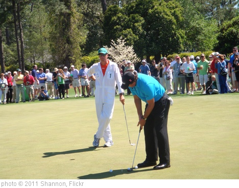 'The Masters 2011' photo (c) 2011, Shannon - license: http://creativecommons.org/licenses/by-sa/2.0/