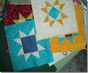Star quilt-a-long
