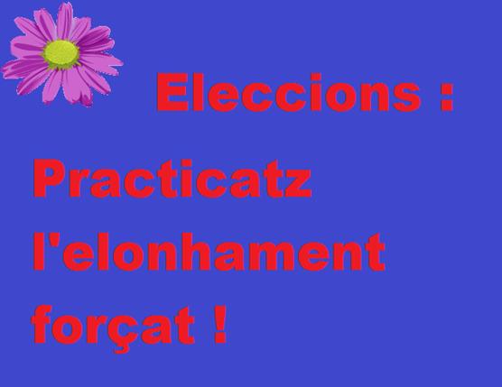 eleccions elonhament forçat