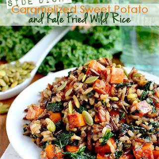 Sweet Potato And Wild Rice Recipes