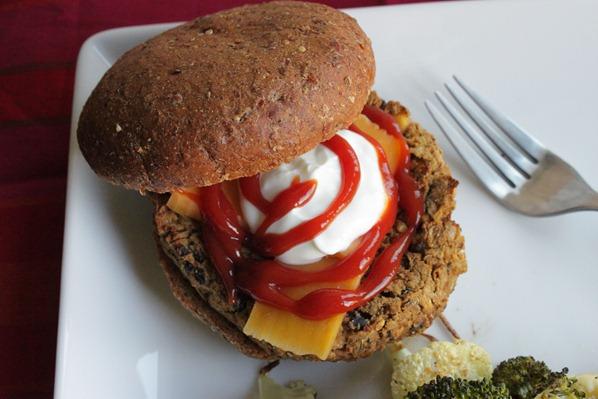 1 Veggie Burger