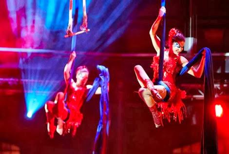Incandescence Circus Show