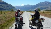 Mit Andy auf Tagestour zum Mount Aspiring