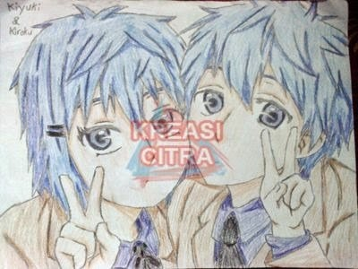 Kiyuki dan Kiroku