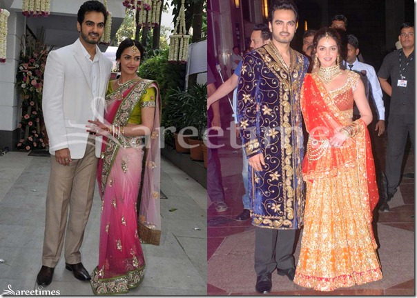 Esha_Deol_Engagement_and_Sangeet