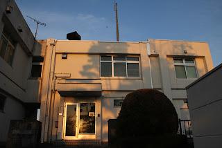 日野川ダム管理所