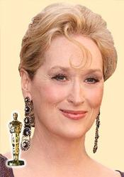 Meryl Streep - oscar