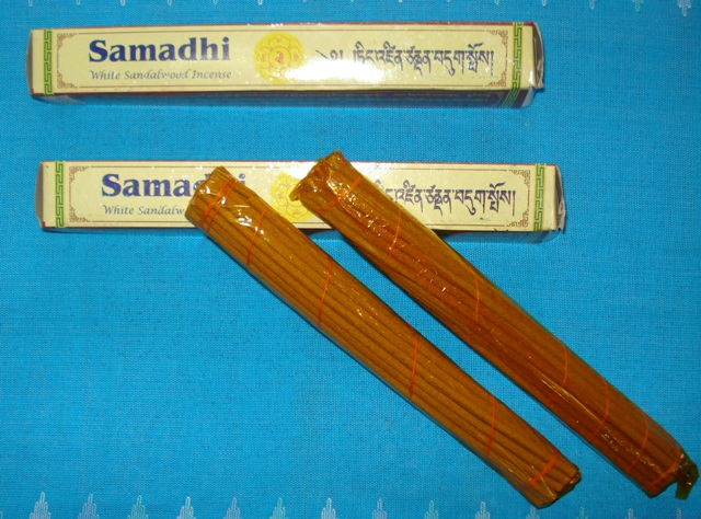 Samadhi incense (medium)