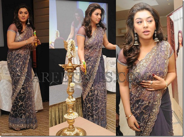 Hansika_Embroidery_Saree