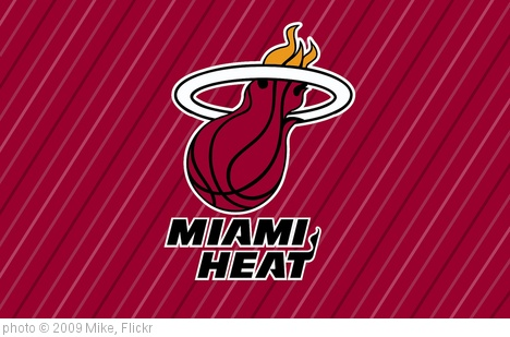 'Miami Heat' photo (c) 2009, Mike - license: http://creativecommons.org/licenses/by-sa/2.0/
