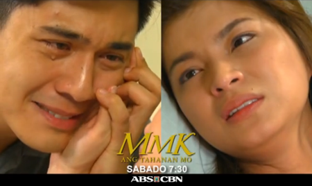 Paulo Avelino, Angel Locsin in MMK