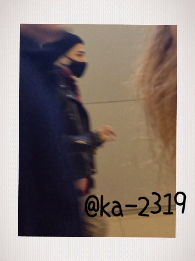 Big Bang - Japan Airport - 02dec2013 - Tae Yang - 01.jpg