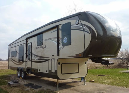 New 5th Wheel, April 2014