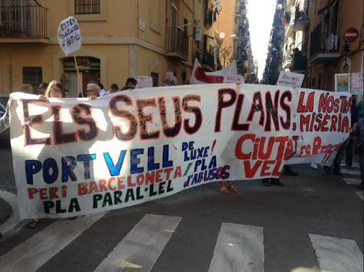 Pla usos Barcelona