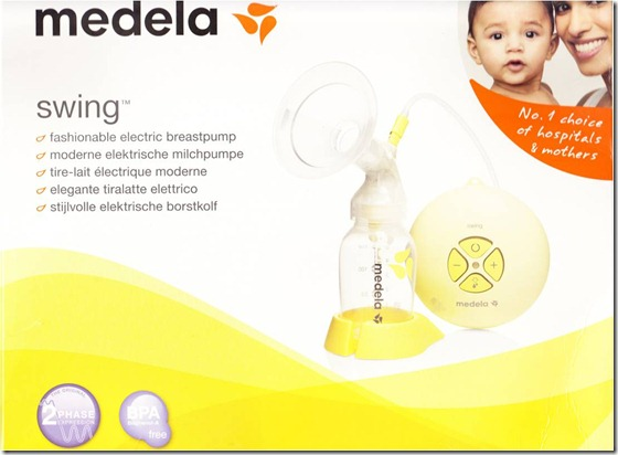 New Medela Swing