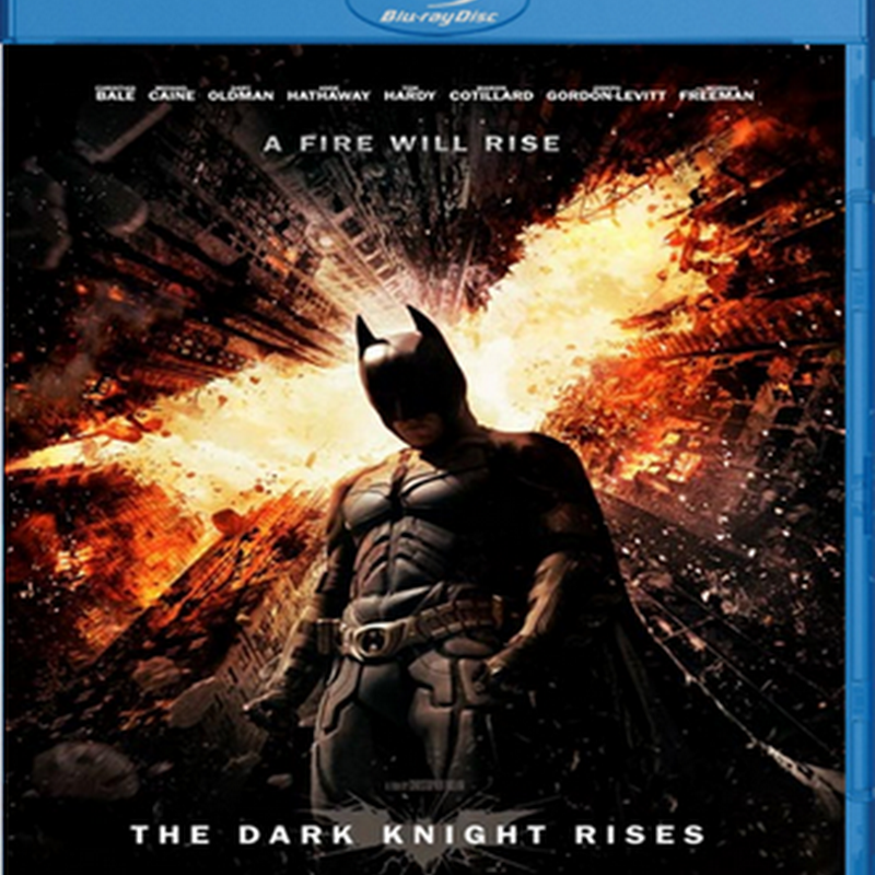 The Dark Knight Rises (2012) Blu-Ray HD 720p (English/Hindi)