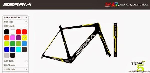 Berria_Bike_Configurador_de_colores