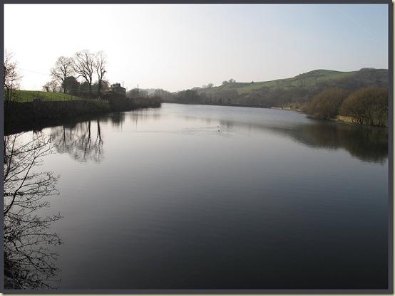 Bottoms Reservoir, Langley