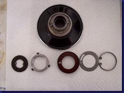 Clean BWheel parts