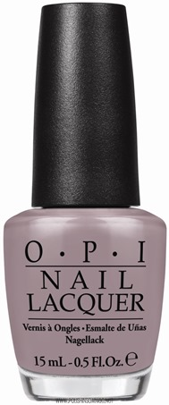 OPI Taupeless Beach