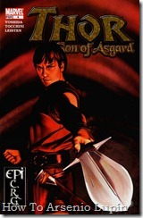P00004 - Thor - Son of Asgard howtoarsenio.blogspot.com #4