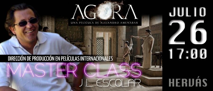 Conferencia Producción Ágora