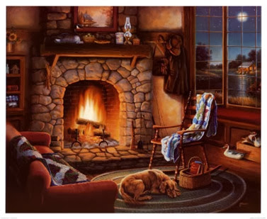 Cozy-Cabin-Posters