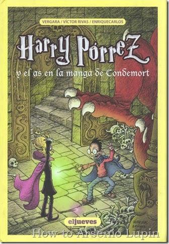Harry Porrez 000  Portada