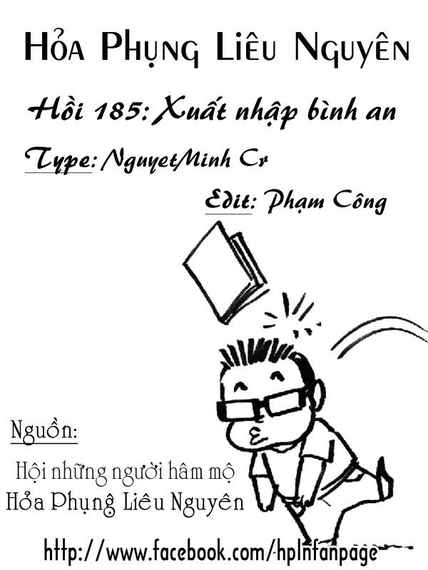 Hỏa Phụng Liêu Nguyên Chap 185 - Truyen.Chap.VN