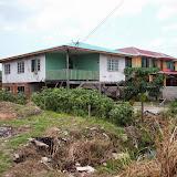 写真9 : Sg. Plan Lot の住宅と空き地(未分譲地)