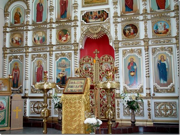 125-iconostase  eglise de la souce vladivostok