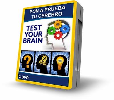 PON A PRUEBA TU CEREBRO [ Video DVD ] – Excepcional investigación acerca de la complejidad del cerebro, que dará respuesta a muchas preguntas
