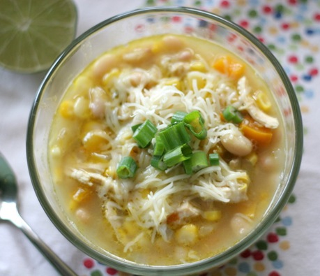 white chicken chili soup 2