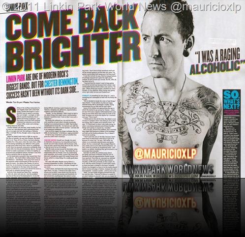 Linkin Park World News @mauricioxlp