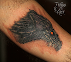 Old Crow Tattoo