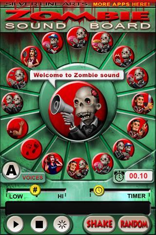 Zombie Soundboard SLA