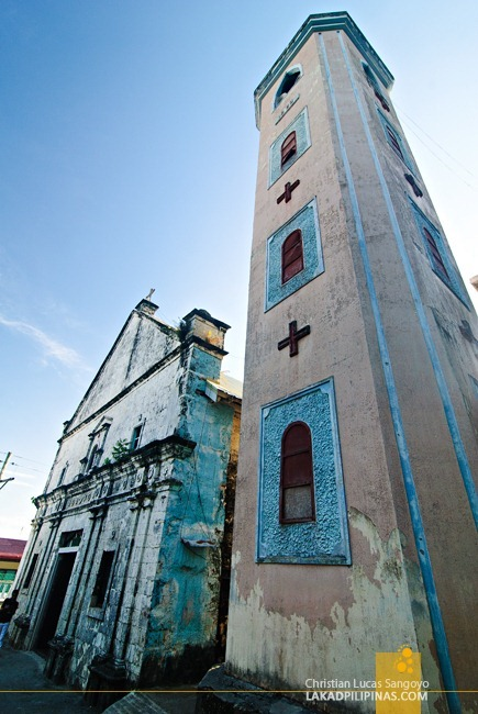 Poro Church in Poro, Cebu