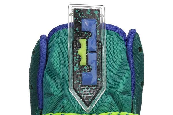 Nike Labels Their Turquoise LeBron X PS Elite as 8220Miami Dade8221